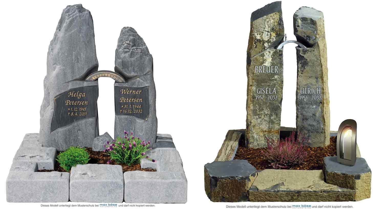 Grabsteine und -platten - steinmetz wegener bruchkoebel